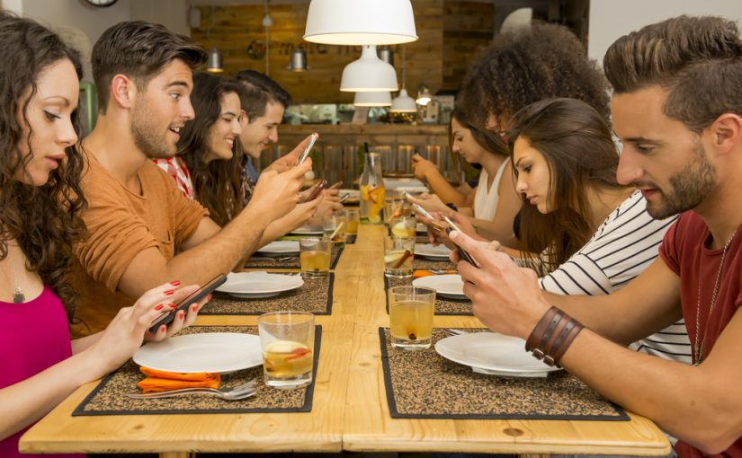Curbing Your Cell Phone Addiction