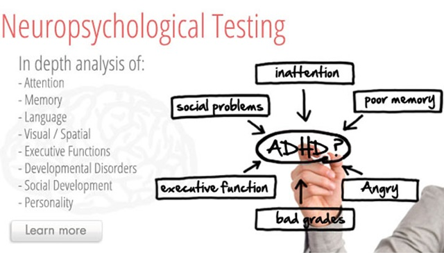 Why Have Neuropsychological Testing