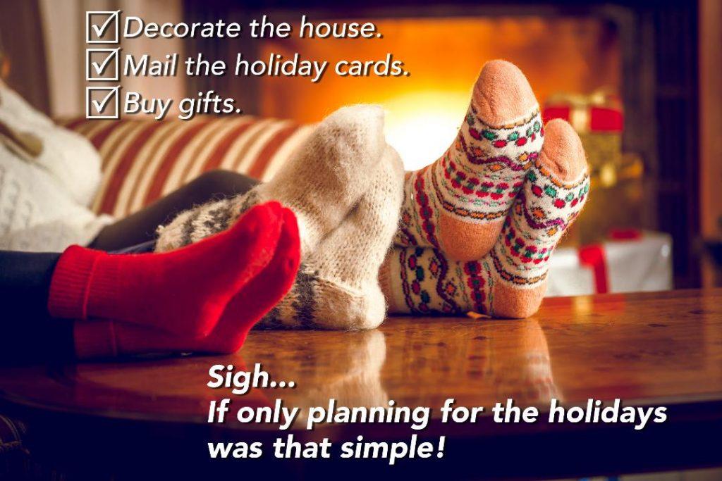 Holiday Check List