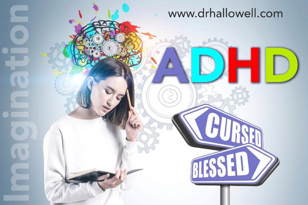 Imagination and ADHD