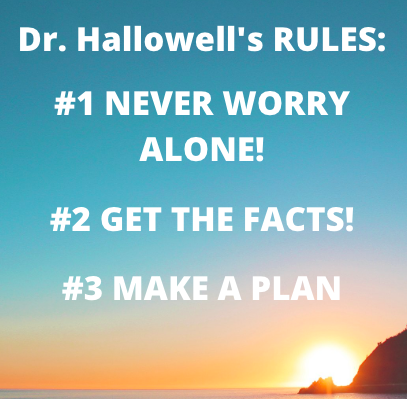 Dr. Hallowell's Rules