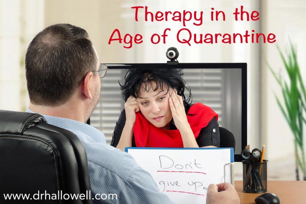 Therapy Age Quarantine