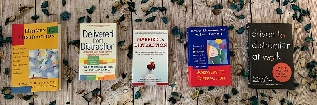 Distraction Series Books